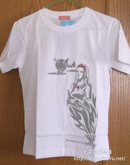 山佐Tシャツ2:表