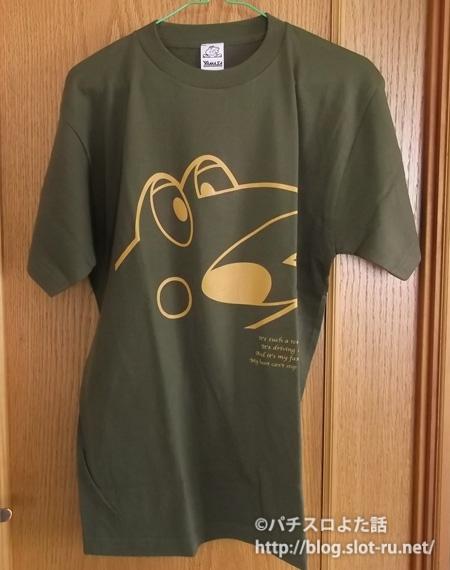 山佐Tシャツ4:表