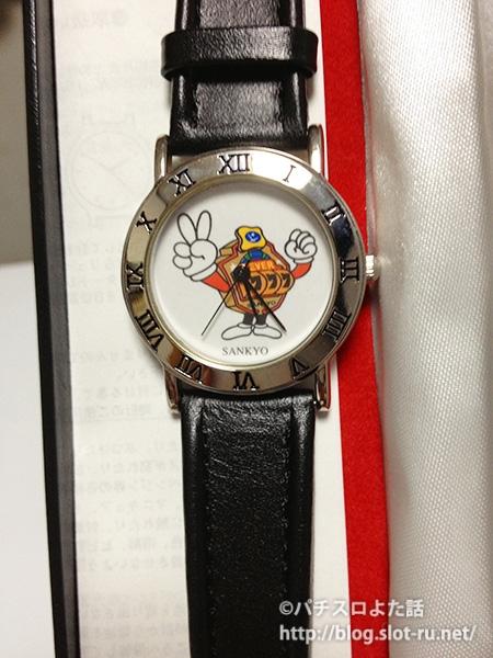 SANKYOドラム君の腕時計