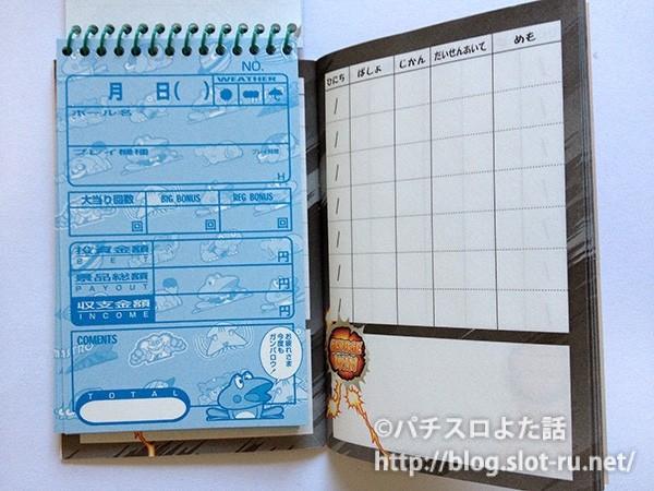 山佐カエルの収支メモ帳のほうが詳細です。