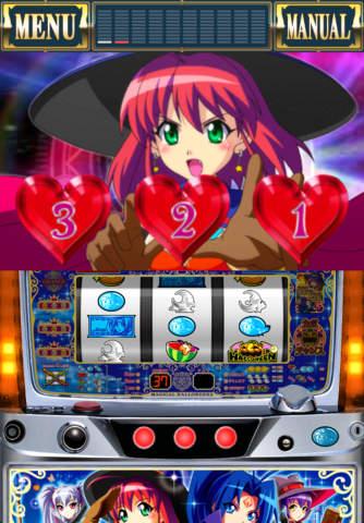マジカルハロウィン2iphoneプレイ画面
