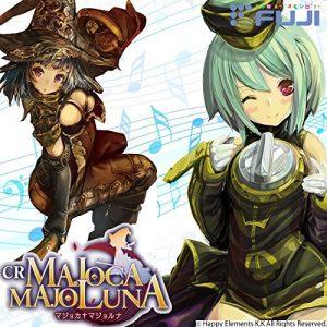 CRマジョカ†マジョルナ オリジナルサウンドトラック:ジャケット写真