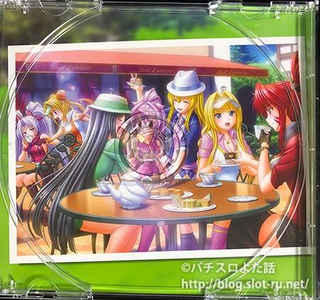 乙女マスターズオリジナルソングCD:ケース