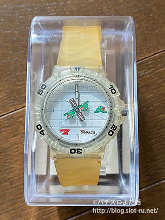カエルの腕時計本体