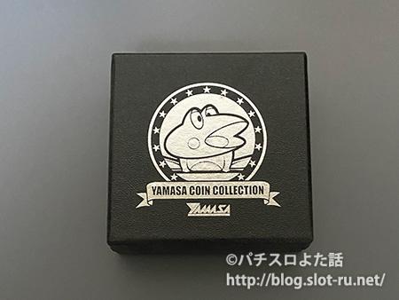 山佐スロワールドのコインコレクション