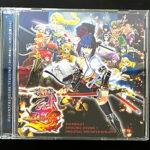 パチスロ戦国乙女3サウンドトラックCD:ジャケット写真
